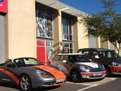 2012: Auslandsgesellschaft in Kapstadt eröffnet