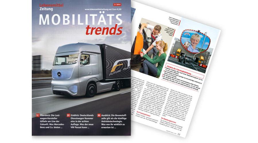 Mobilitäts trends: Potential der Fahrzeugbeklebung