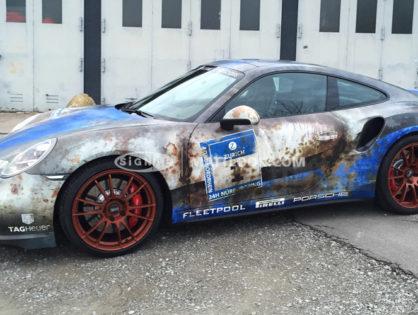 AutoBILD: Hier kommt der Patina Porsche