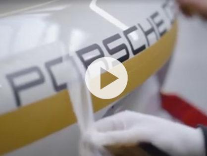 PORSCHE GT4 Clubsport - Werbefilm mit SIGNal