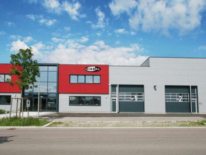 2008: Neubau im Solpark