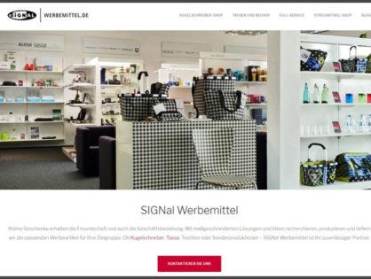 Handelsabteilung für Werbemittel und Werbeartikel online