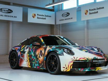 Der beste Car-Wrapper kommt aus Schwäbisch Hall