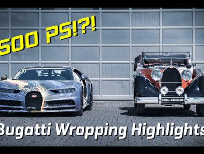 Bugatti Chiron mit 1500 PS!