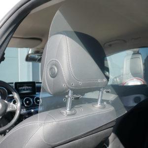 Auto | Taxi | Schutzscheibe