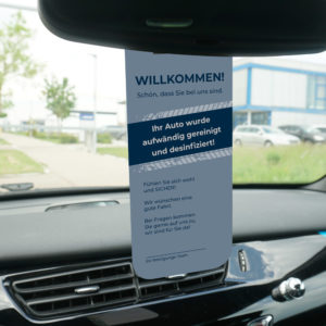 Auto Spiegel Anhänger