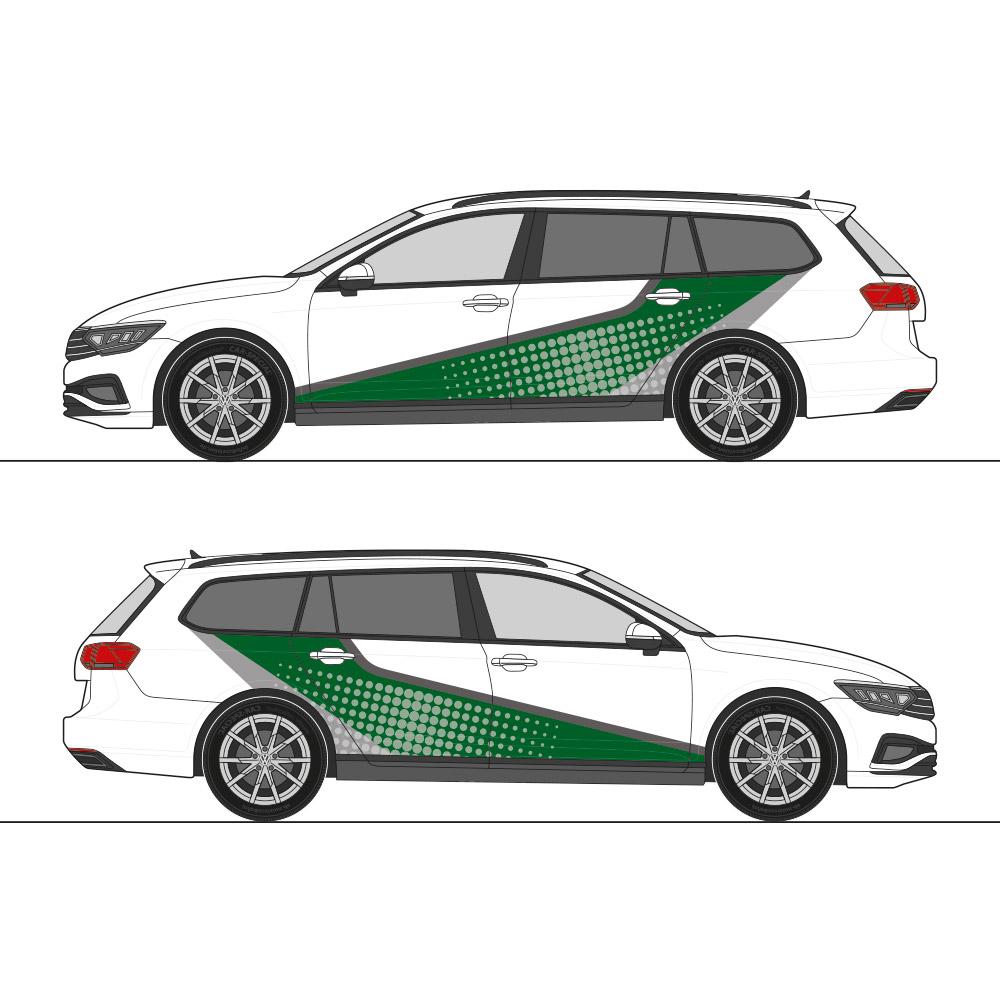 PVC-freie Wrapping Folie - Nachhaltige Autofolie