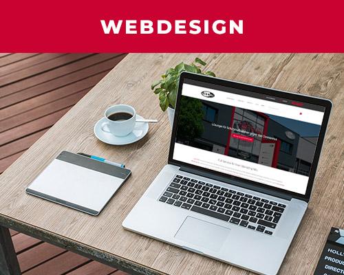 Bild der Division Webdesign