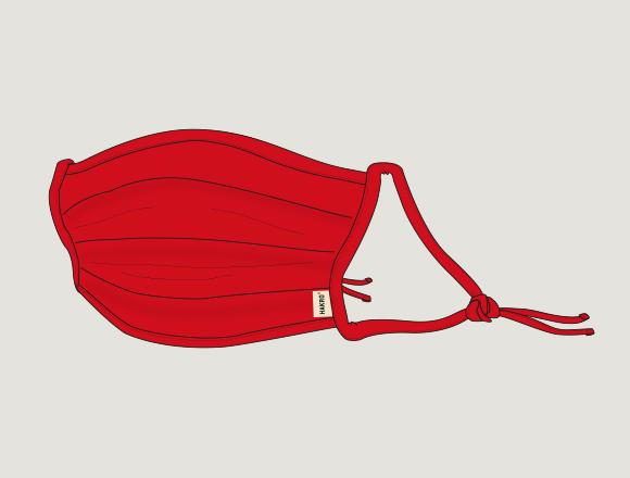 rote-maske