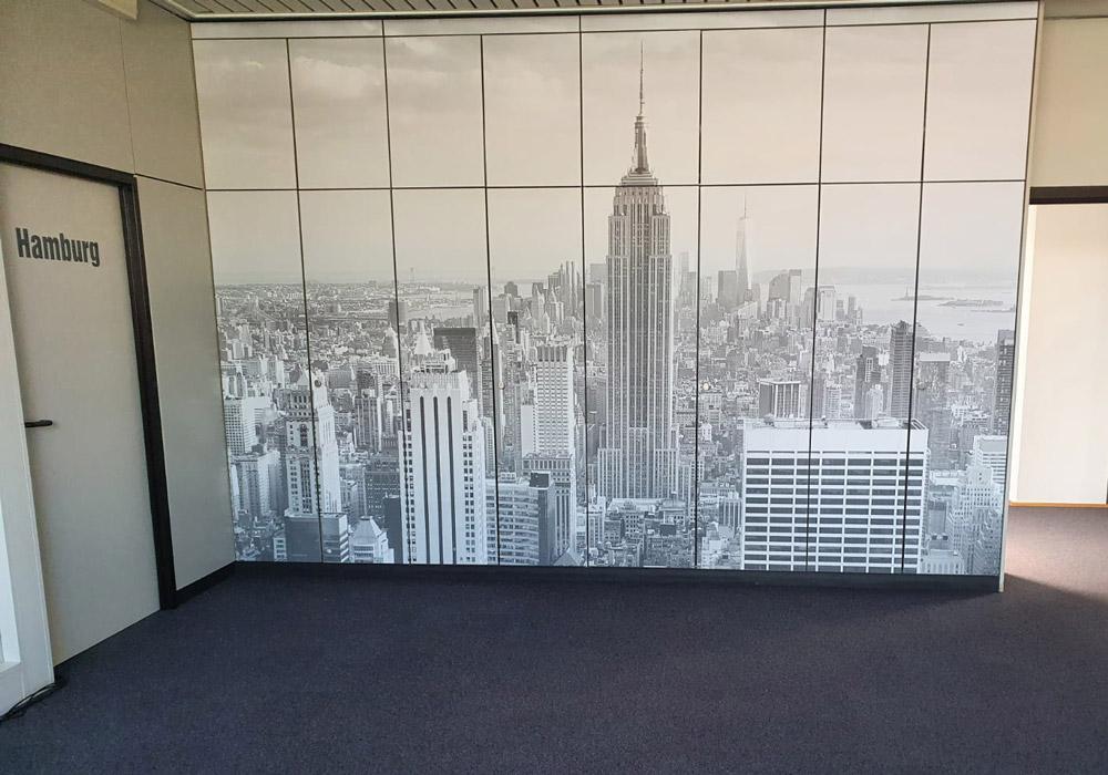 Modernes Design im Büro