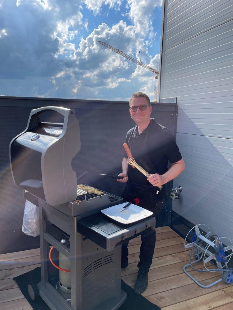 neuer werbeland grill