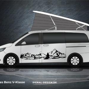 Camper Berg Design VKlasse