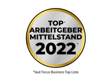 Top Arbeitgeber 2022